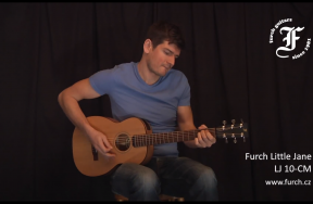 Furch Guitars Demonstration – Little Jane (Travel Guitar)