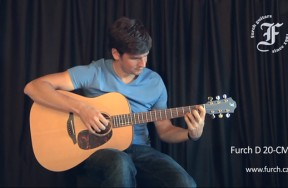 Alex Kabasser – Furch Guitars Demonstration Video