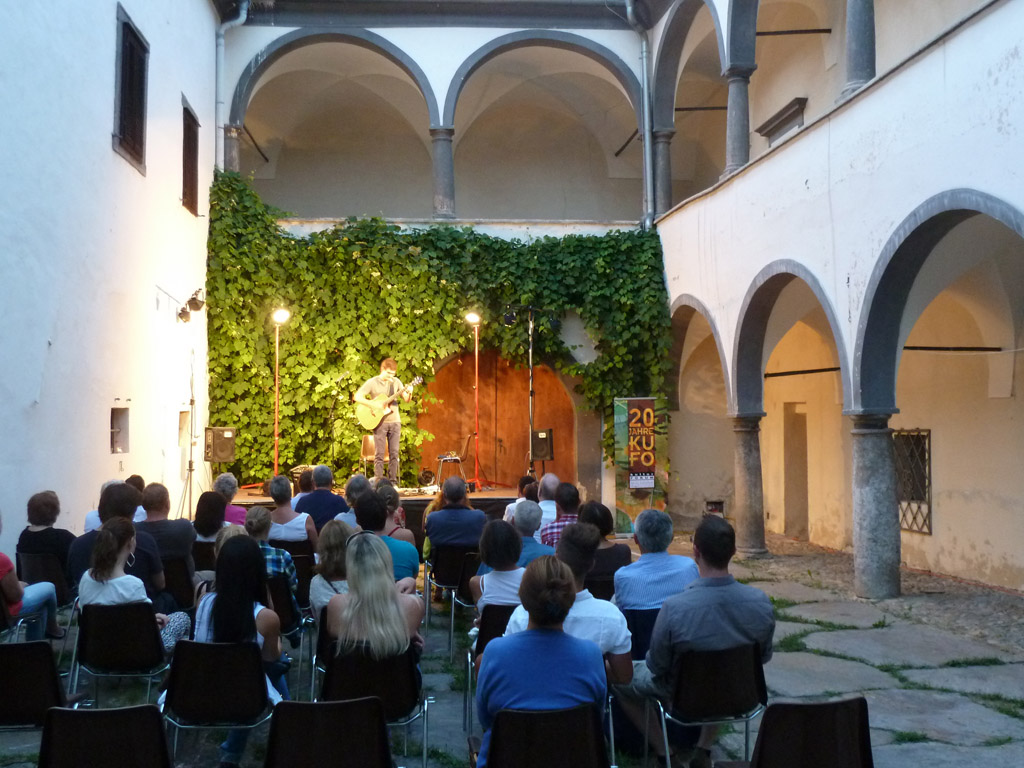 one nice summer concert in Radkersburg!